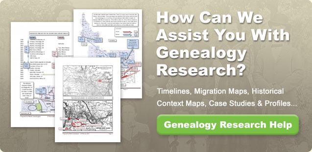 Genealogy Research